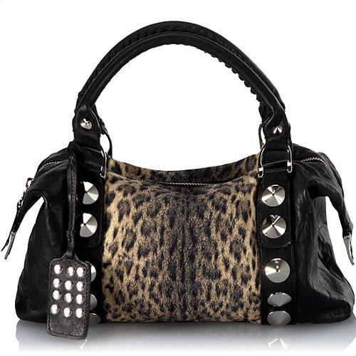 BE & D Garbo Petite Satchel Handbag