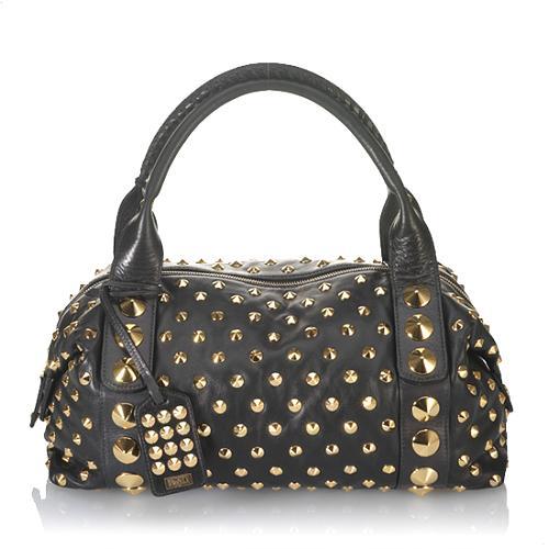 BE & D Garbo Satchel Handbag
