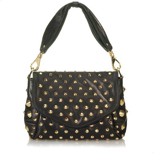 BE & D Garbo Shoulder Portfolio Handbag