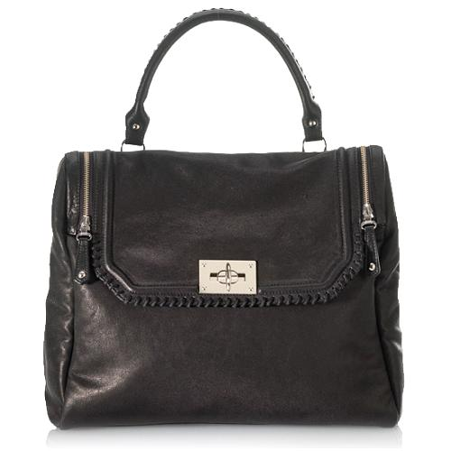 BE & D Garrison Messenger Bag