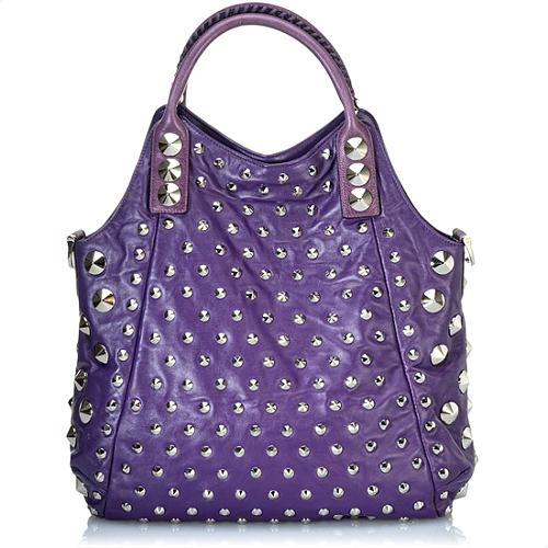 BE & D Leather Garbo Tote