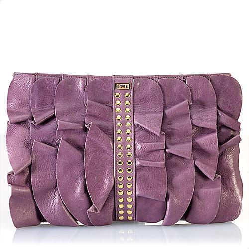 BE & D Leather Kan-Kan Portfolio Handbag