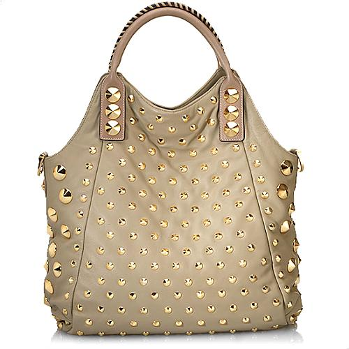 BE & D Limited Edition Leather Garbo Tote