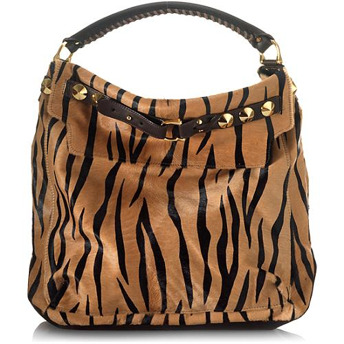 BE & D Woodstock Hobo Handbag