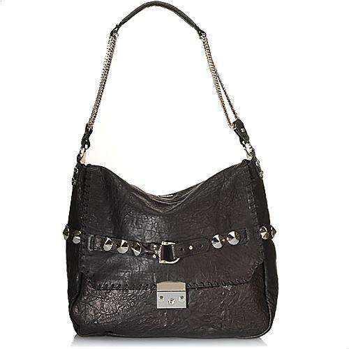 BE & D Woodstock Large Shoulder Handbag