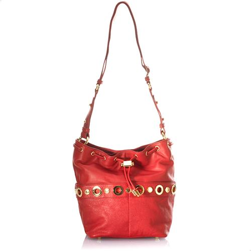 Badgley Mischka Erin Hobo Handbag