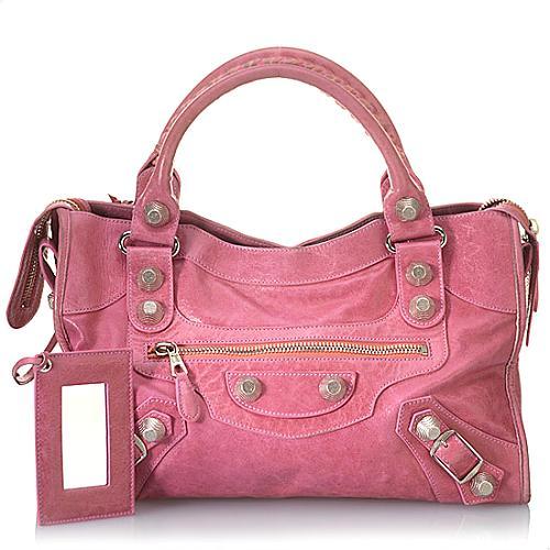 Balenciaga Arena City Handbag