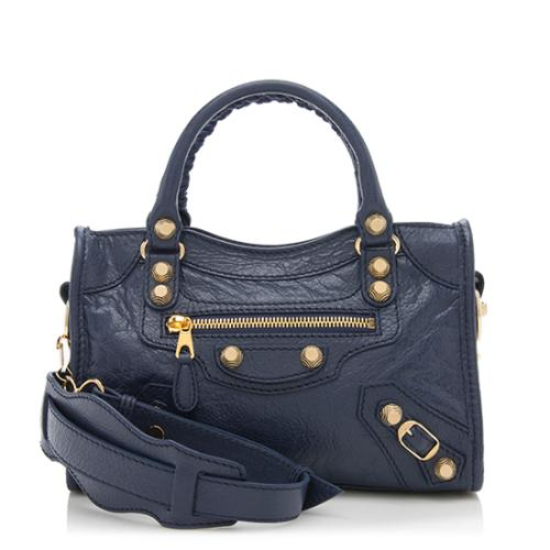 Balenciaga Arena Giant 12 City Mini Satchel