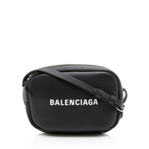 Balenciaga Calfskin Everyday Mini Crossbody Bag