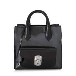 Balenciaga Calfskin Leather Padlock Mini All Afternoon Tote - FINAL SALE