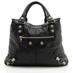 Balenciaga Chevre Giant 21 Brief Tote
