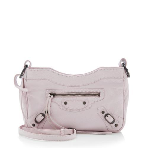 Balenciaga Leather Classic Hip Bag