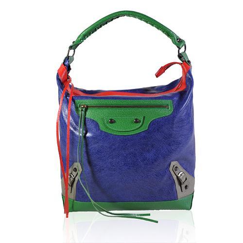Balenciaga Day Shoulder Handbag