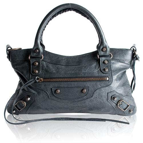 Balenciaga First Satchel Handbag