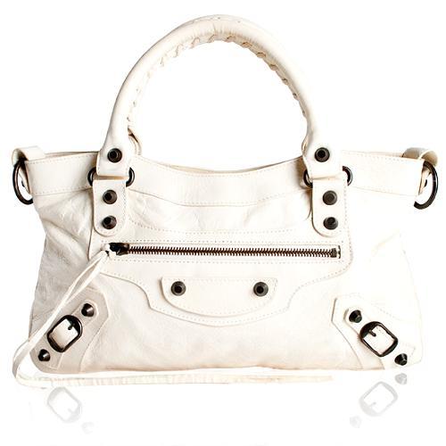 Balenciaga First Satchel Handbag