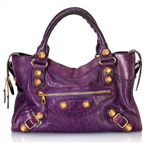 Balenciaga Giant City Handbag