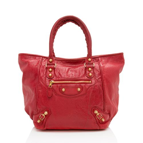 Balenciaga Lambskin Giant 12 Sunday Tote - FINAL SALE