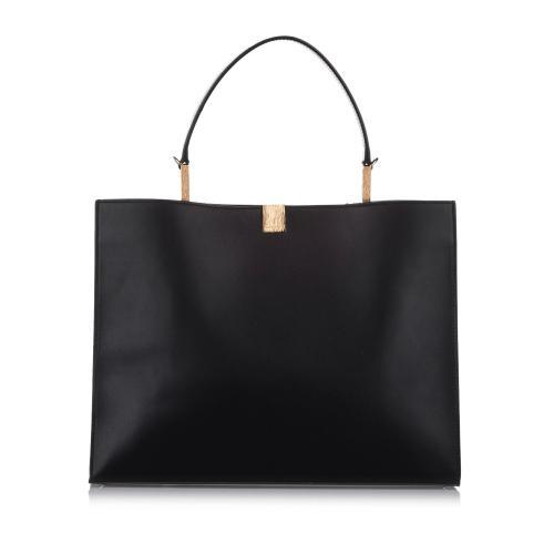 Balenciaga Le Dix Leather Satchel