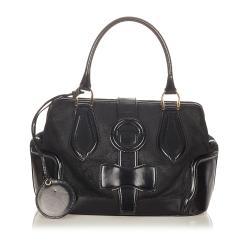 Balenciaga Leather Doctor Handbag