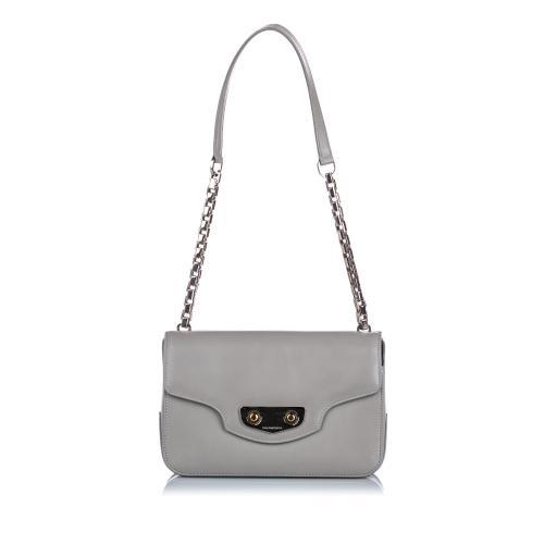 Balenciaga Leather Neo Classic Chain Shoulder Bag