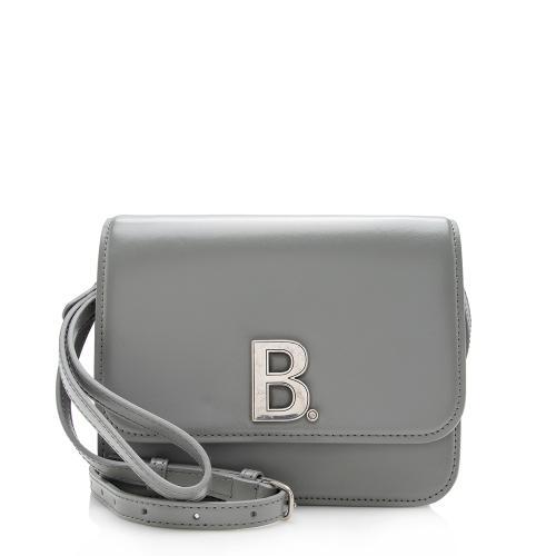 Balenciaga Leather Small B Bag