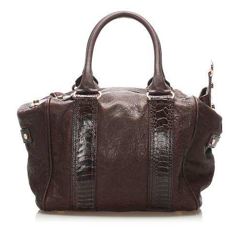 Balenciaga Leather Tote Bag