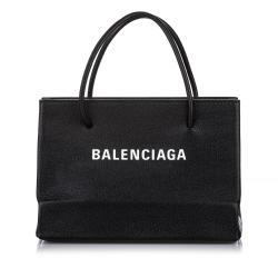 Balenciaga Leather S Shopping Satchel