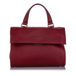 Balenciaga Tools Leather Satchel