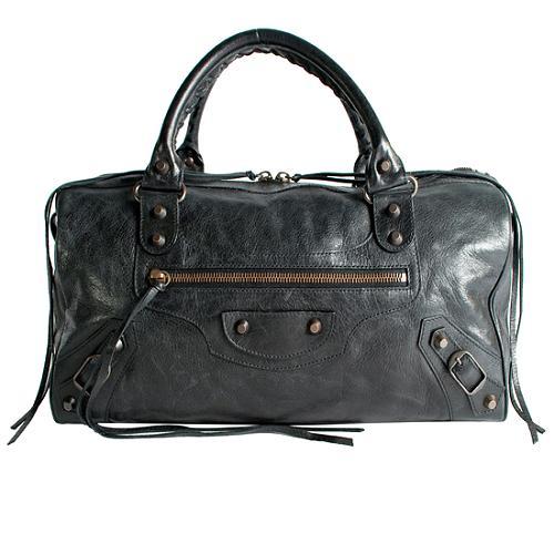 Balenciaga Twiggy Satchel Handbag