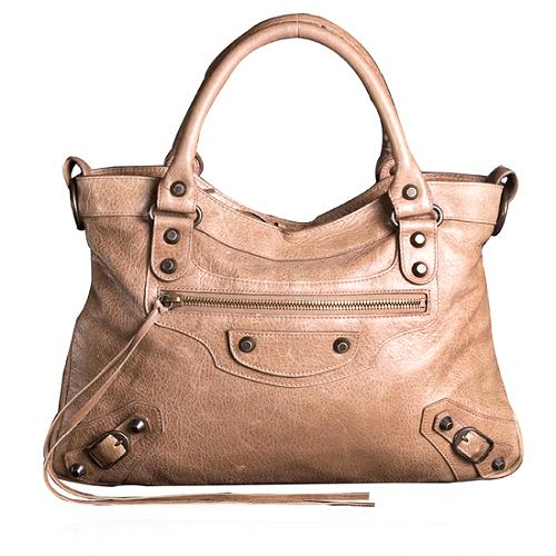 Balenciaga Velo Satchel Handbags