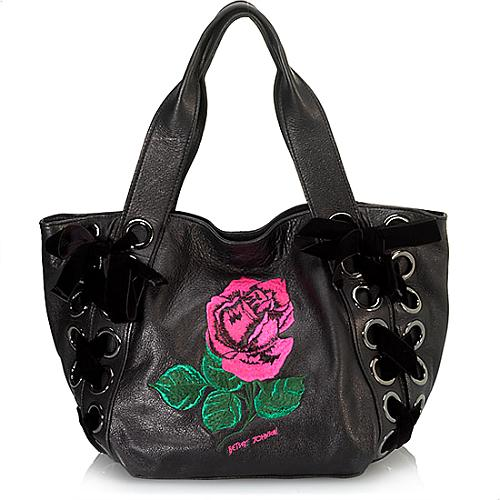 Betsey Johnson Hold Study-Y Shopper Tote