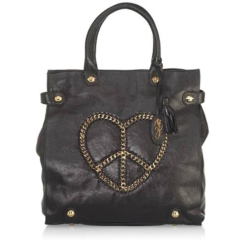 Betsey Johnson Prisoner of Love North/South Tote