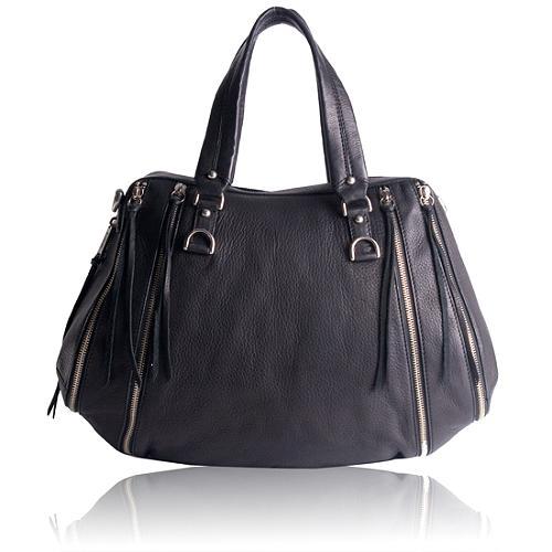 Botkier Howard Street Large Satchel Handbag