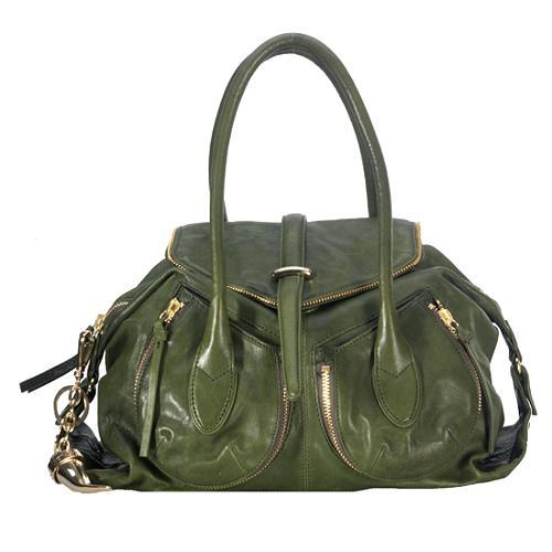 Botkier Nomad Small Satchel Handbag
