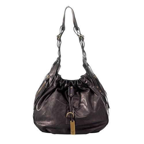 Botkier Rivington Drawstring Shoulder Handbag