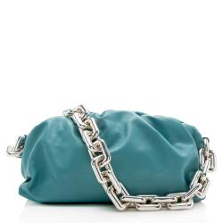 Bottega Veneta Calfskin The Chain Pouch