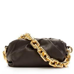 Bottega Veneta Calfskin The Chain Pouch