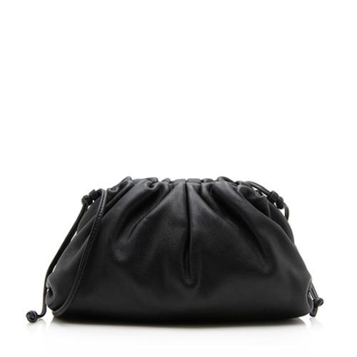 Bottega Veneta Calfskin The Pouch 20 Crossbody Bag