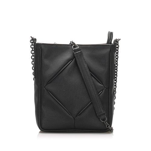 Bottega Veneta Canvas Shoulder Bag