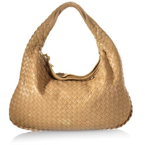 Bottega Veneta Intrecciato Nappa Medium Shoulder Handbag