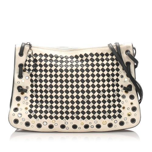 Bottega Veneta Intrecciato Palio Leather Shoulder bag