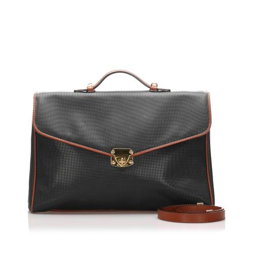 Bottega Veneta Leather Briefcase