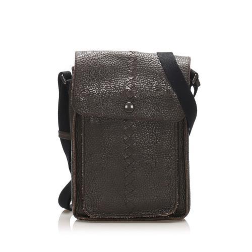 Bottega Veneta Leather Crossbody Bag