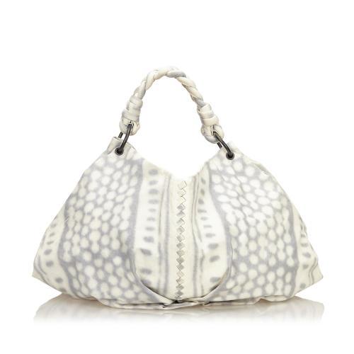 Bottega Veneta Tie-Dye Aquilone Shoulder Bag