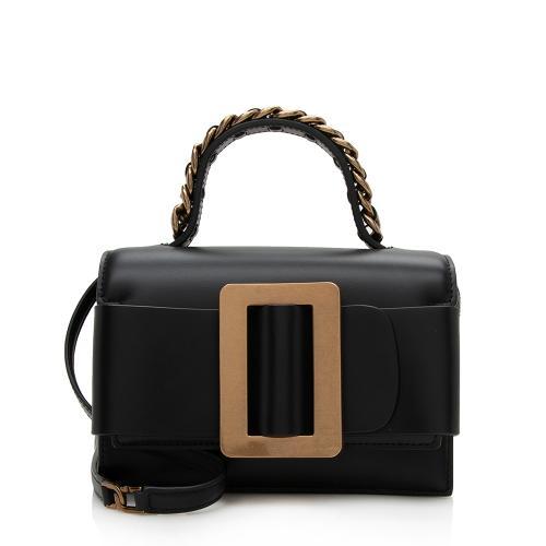 Boyy Leather Fred 19 Top Handle Bag