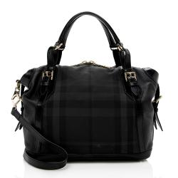 Burberry Beat Check Ellers Tote