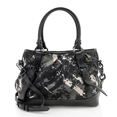 Burberry Beat Check Florence Tote