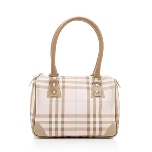 Burberry-Candy-Nova-Check-Small-Boston-Bag- 98336 front large 0.jpg c23c03d839d19