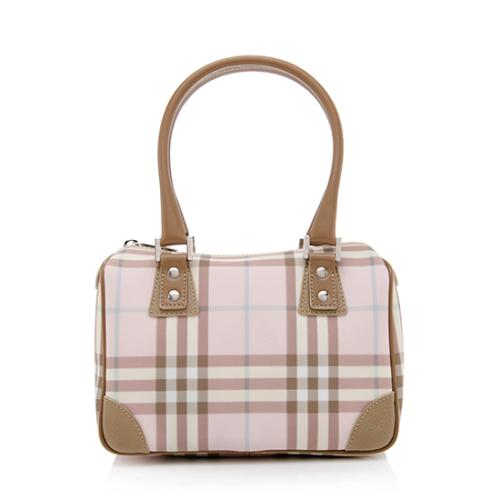 53707e10d45a Burberry-Candy-Nova-Check-Small-Boston-Bag 74636 front large 0.jpg