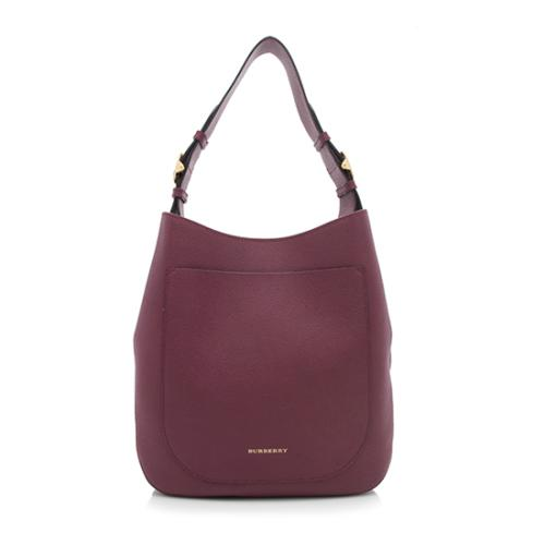 Burberry-Grained-Leather-Elmstone-Small-Hobo 94404 front large 0.jpg 7e9c3b7c222b6